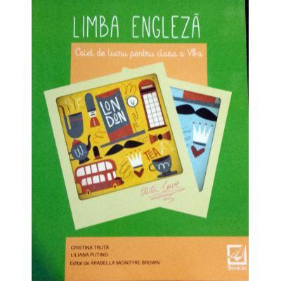 Limba engleza caiet de lucru cls VIII-Booklet