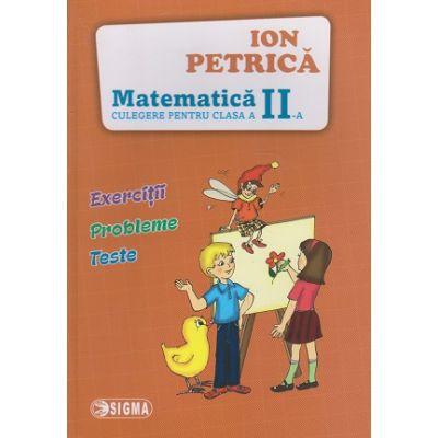 Matematica culegere cls II-Sigma