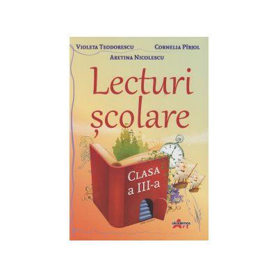 Lecturi scolare cls III