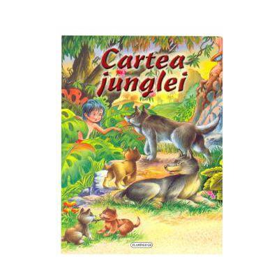 Cartea junglei-Flamingo