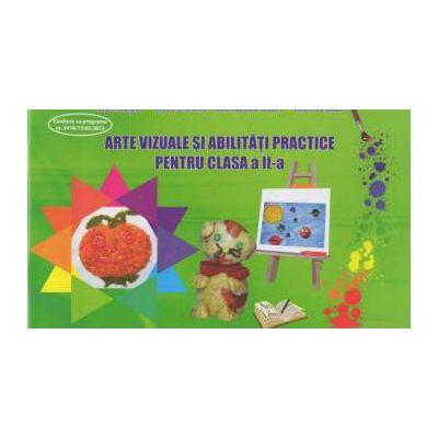 Arte vizuale si abilitati practice cls II-Ars Libri