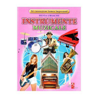 Instrumente muzicale-cartonase