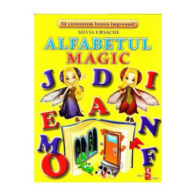 Alfabetul magic-32 cartonase