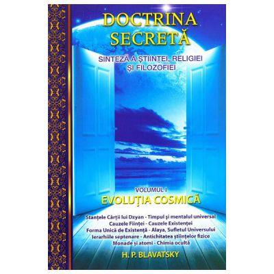 Doctrina secreta Vol 1 Evolutia cosmica