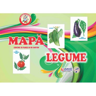 Mapa Legume