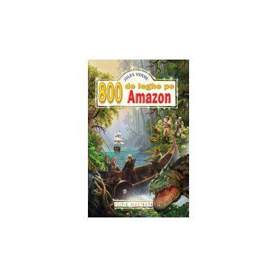 800 de leghe pe Amazon-Jules Verne