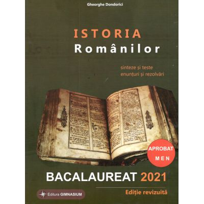 Bac 2021 Istoria Romanilor