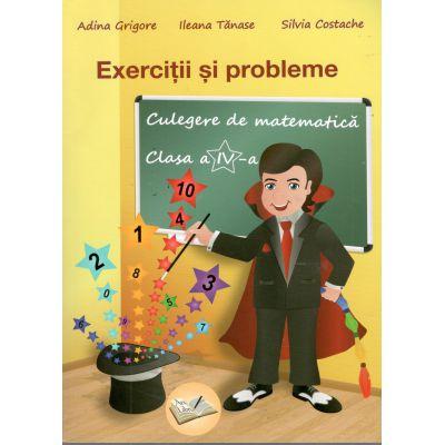 Exercitii si Probleme clasa IV