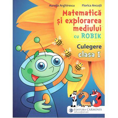 Matematica si explorarea mediului cu ROBIK clasa I