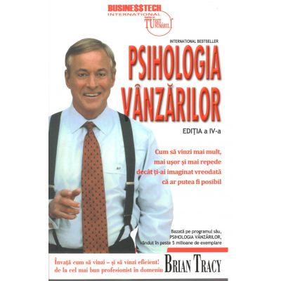 Psihologia Vanzarilor editia a IV-a