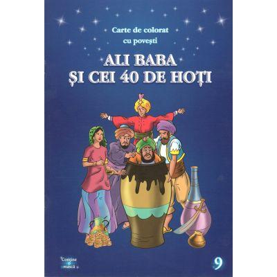 Ali Baba si cei 40 de hoti A4