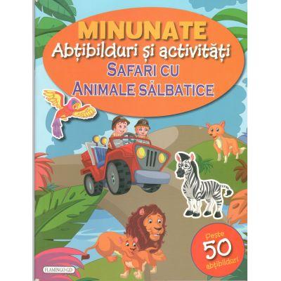 Safari cu animale salbatice