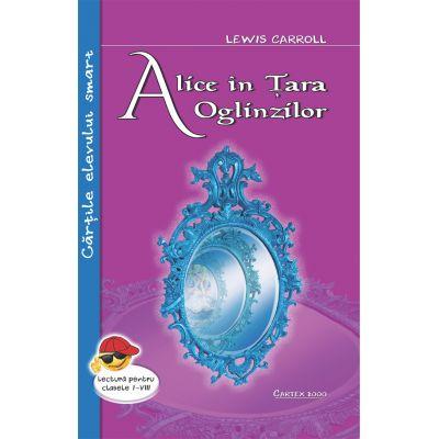 Alice in Tara Oglinzilor-Lewis Carroll