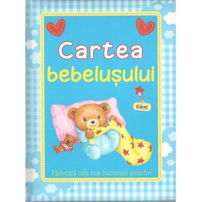 Cartea Bebelusului-Baiat