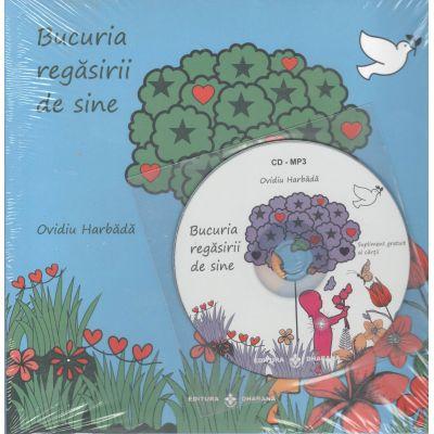Bucuria regasirii de sine(Carte +CD MP3)-Ovidiu Harbada
