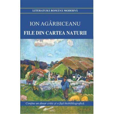 File din cartea naturii-I. Agarbiceanu