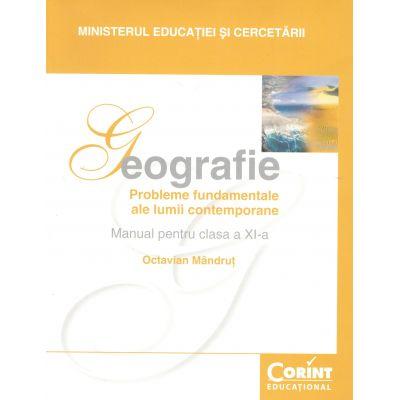 GEOGRAFIE a-XI-a