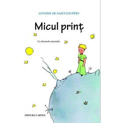 Micul Print-Antoine de Saint-Exupery