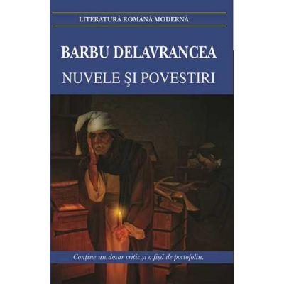 Nuvele si Povestiri-Barbu Delavrancea