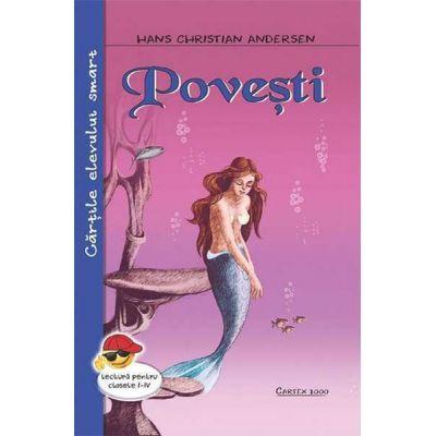 Povesti-Hans Christian Andersen